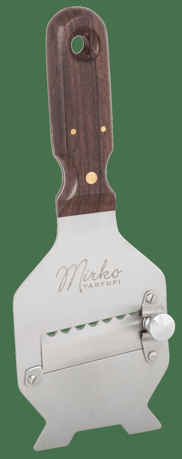 Mirko Tartufi | Taglierina manico legno