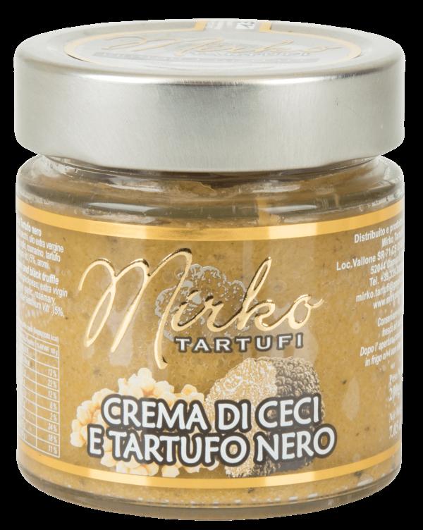 Mirko Tartufi | Crema di ceci e tartufo