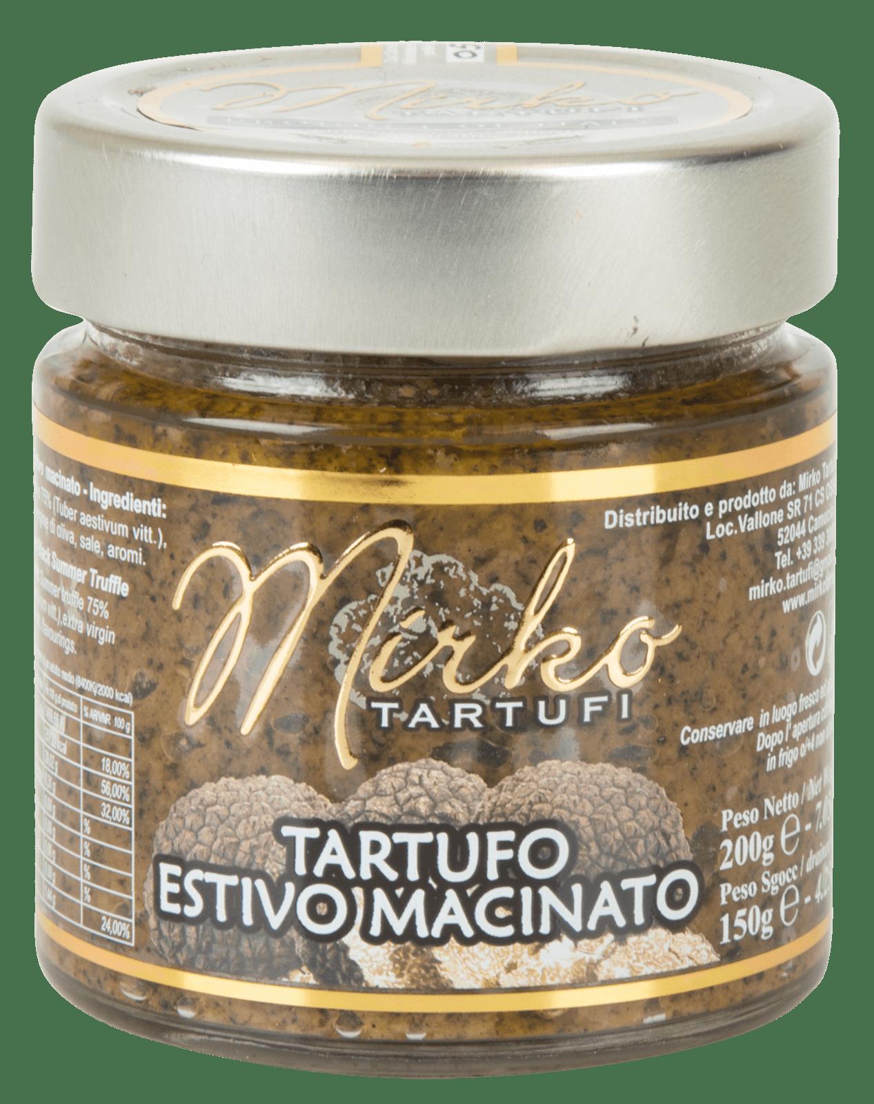 Mirko Tartufi | Tartufo estivo macinato