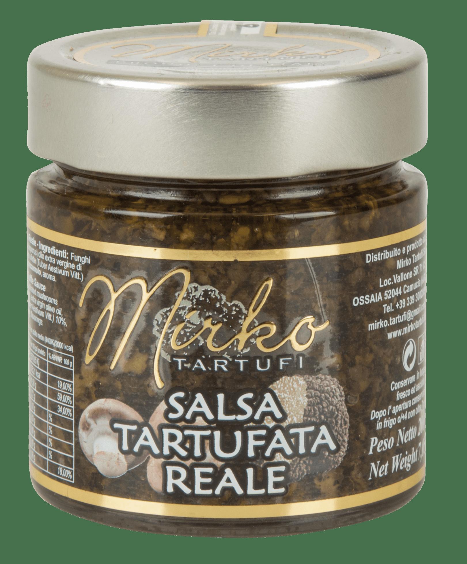 Mirko Tartufi | Salsa Tartufata Reale