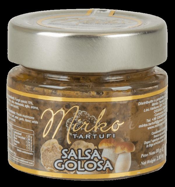 Mirko Tartufi | Salsa Golosa