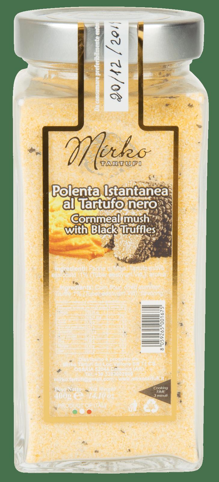 Mirko Tartufi | Polenta al Tartufo