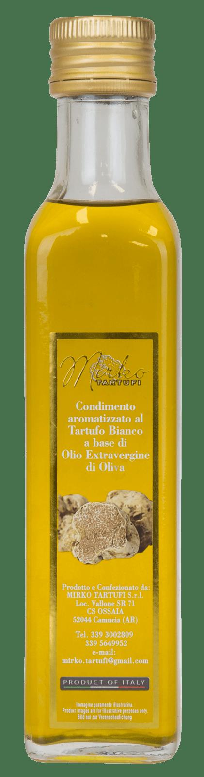 Mirko Tartufi | Olio bianco