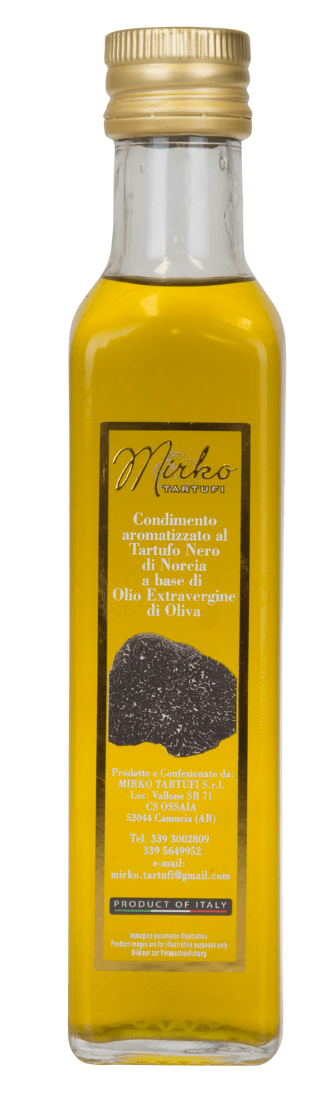 Mirko Tartufi | Olio Nero